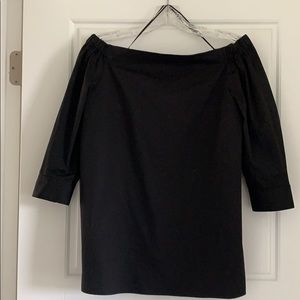 Theory off the shoulder top.